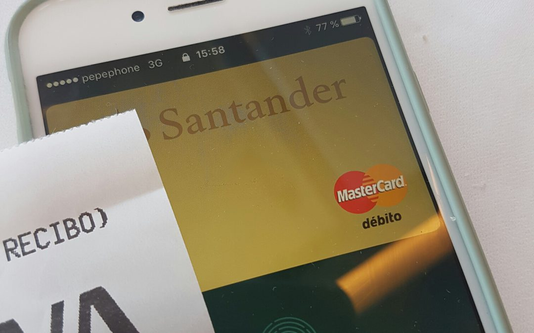 Estrenando Apple Pay en España